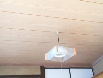 石岡市 U様邸 和室天井リフォーム